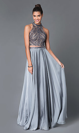 Elegant Off Shoulder Silver Grey Prom Dresses 2018 Vestido