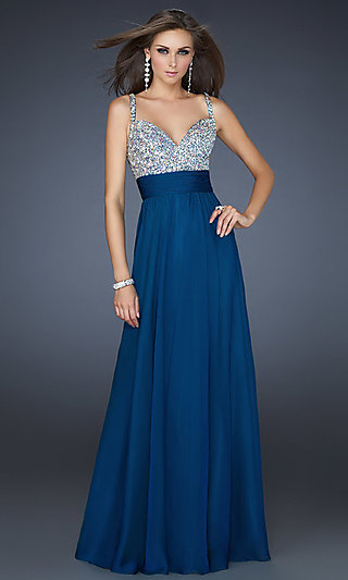 Dresses for homecoming long