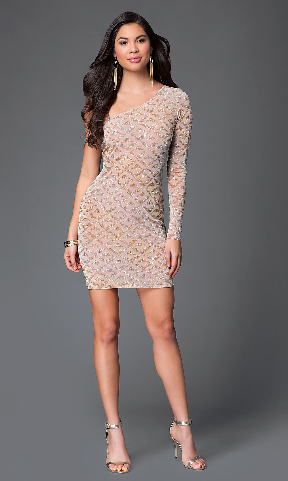 As You Wish Sequin Dress