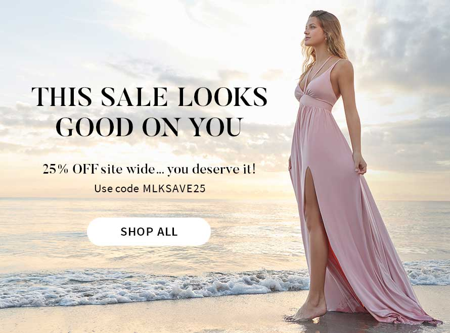 This Sale Looks Good On You