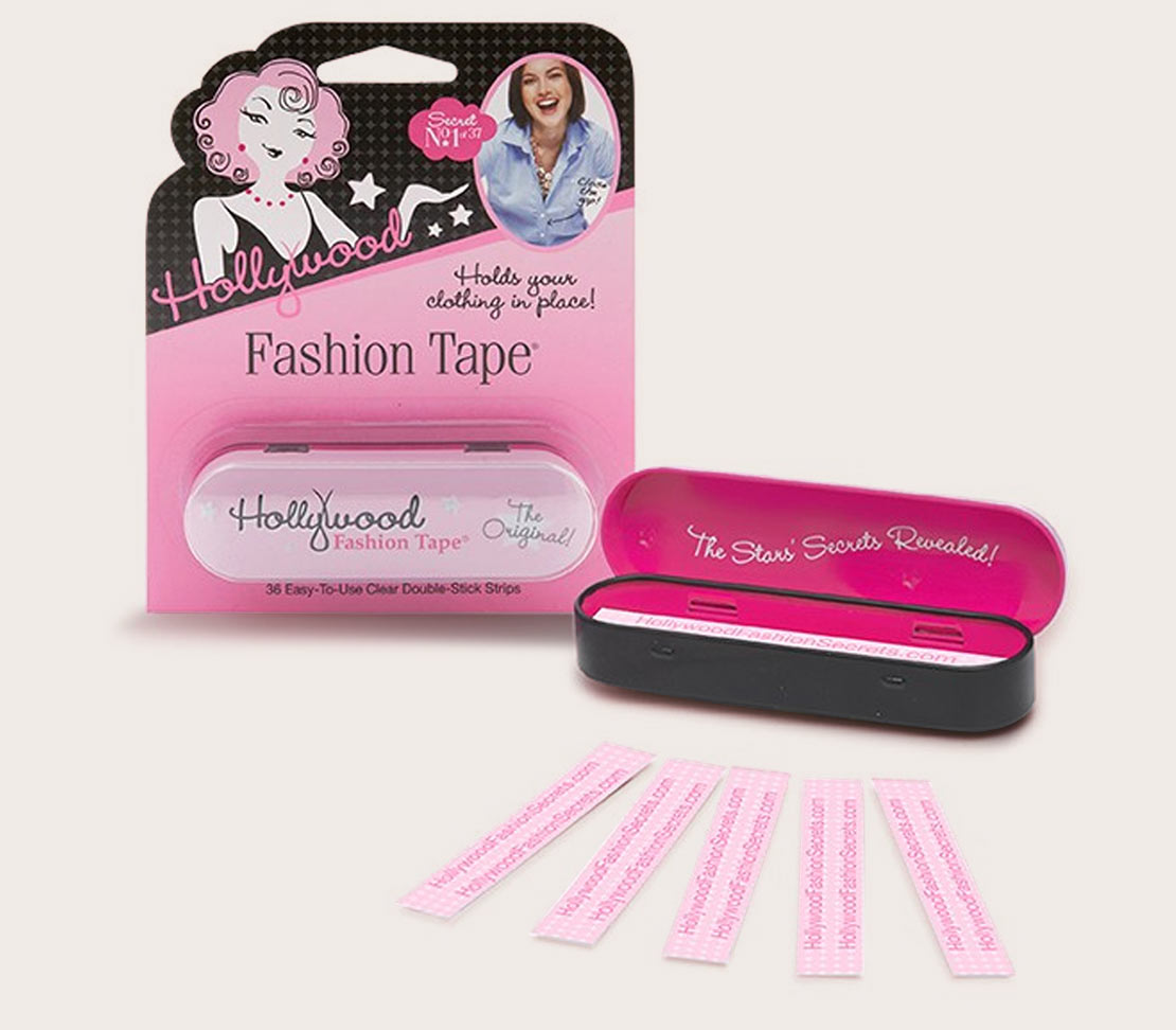 Keep Fashion Tape Handy