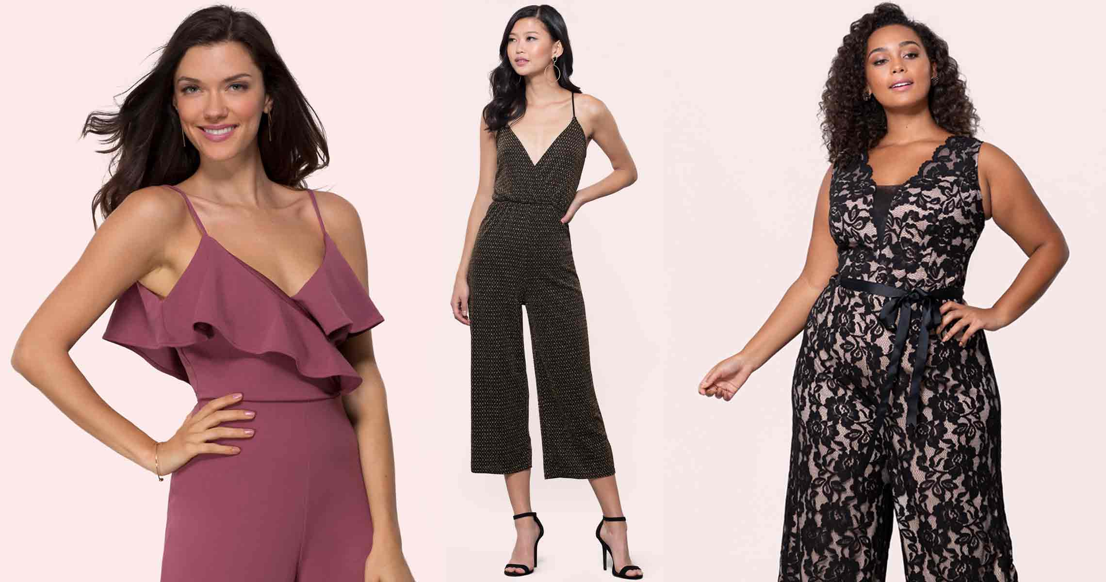 Casual and Formal Jumpsuits