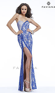 Dress Style: FA-S7328 Detail Image 1
