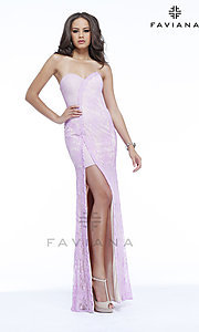 Dress Style: FA-S7328 Front Image