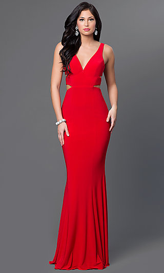 3f2c063f72 Red Formal Evening Gowns Short Party Dresses In