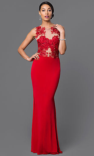 Red Prom Dresses Red Formal Dresses