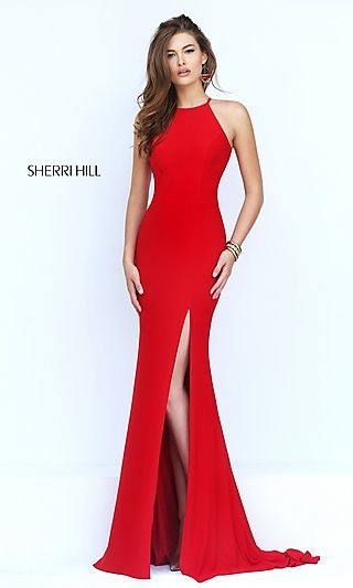 Red Prom Dresses- Red Formal Dresses