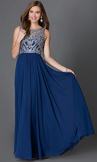 Blue Prom Formal and Cocktail Dresses - p2 (by 32 - popularity)