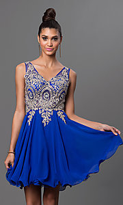 Style: DQ-9384 Front Image