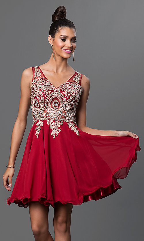 Style: DQ-9384 Detail Image 3