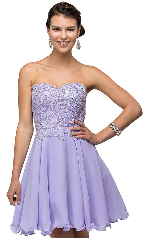 Style: DQ-9466 Detail Image 3