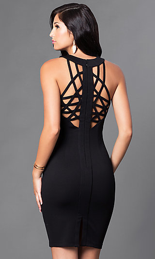 Semi Formal Short Cocktail Dresses