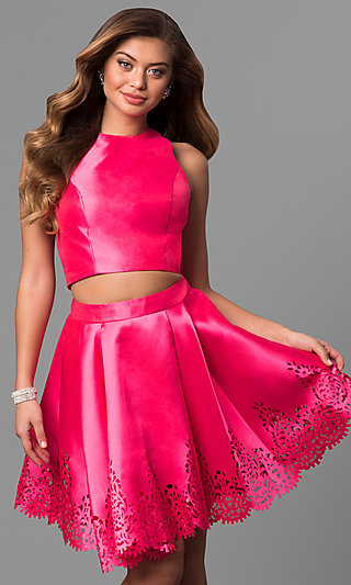 Homecoming Dresses, Formal Prom Dresses, Evening Wear: SH-S50889 - SH-S50889  .