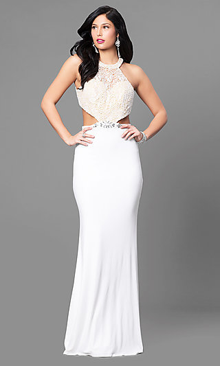Homecoming Dresses, Formal Prom Dresses, Evening Wear: NC-1304 - NC-1304