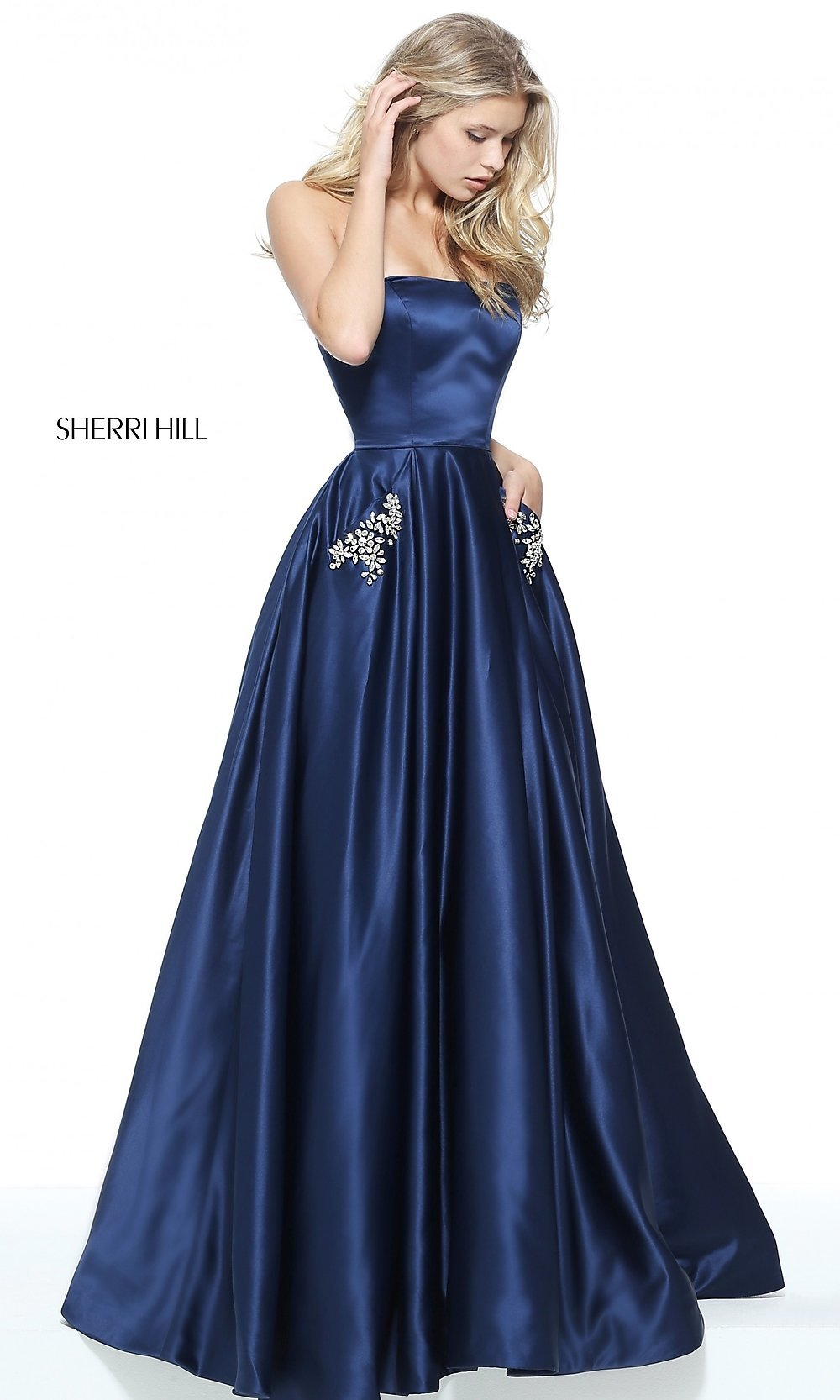 Sherri Hill Ball Gowns