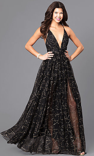 Elegant Pageant Dresses, Long Formal Evening Gowns