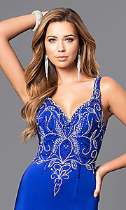 Style: DQ-9671 Detail Image 2