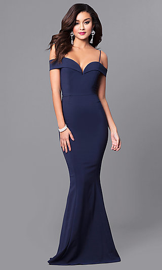 Blue Formal Dresses for Women