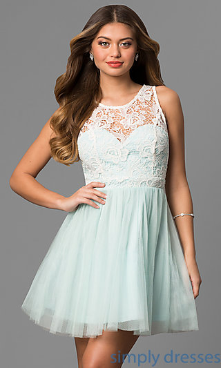 Green Prom, Green Homecoming Dresses