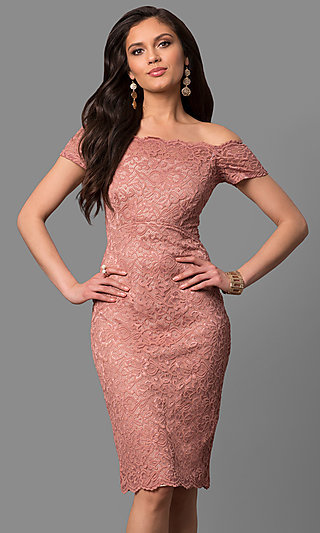 Wedding Guest Dresses SemiFormal Party Dresses