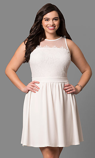 Plus Size Graduation Dress – Fashion dresses