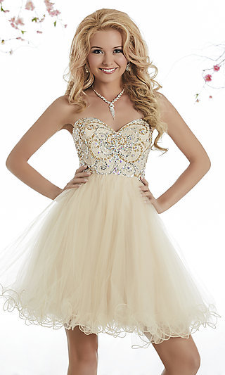 Homecoming Dresses, Formal Prom Dresses, Evening Wear: HOW-DA-52414 ...