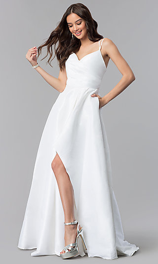 White Dress for Party