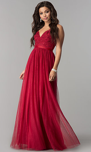 d9c2bf67f6771 Red Formal Evening Gowns, Short Party Dresses in Red