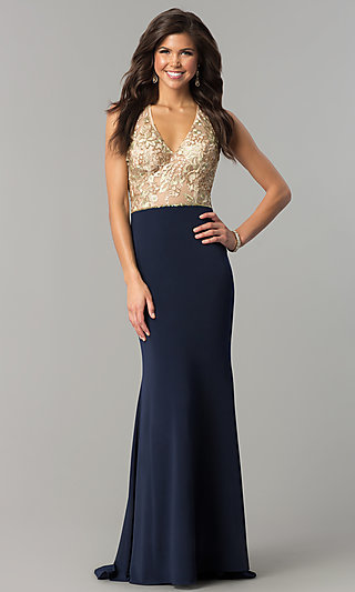 Homecoming Dresses, Formal Prom Dresses, Evening Wear: NC-2130 - NC-2130