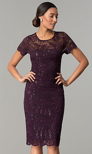 Purple Formal Evening Gowns, Prom Dresses in Purple