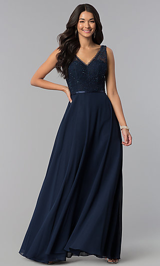 Military Ball Dresses, Long Formal Evening Gowns