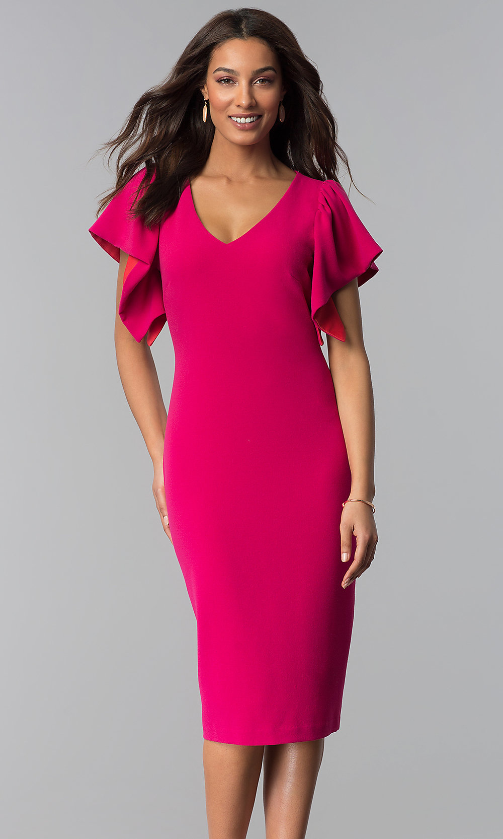 cae92ea60d Hot Pink Long Party Dresses - Gomes Weine AG