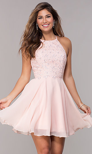 Open Back Prom Dresses, Backless Formal Evening Gowns