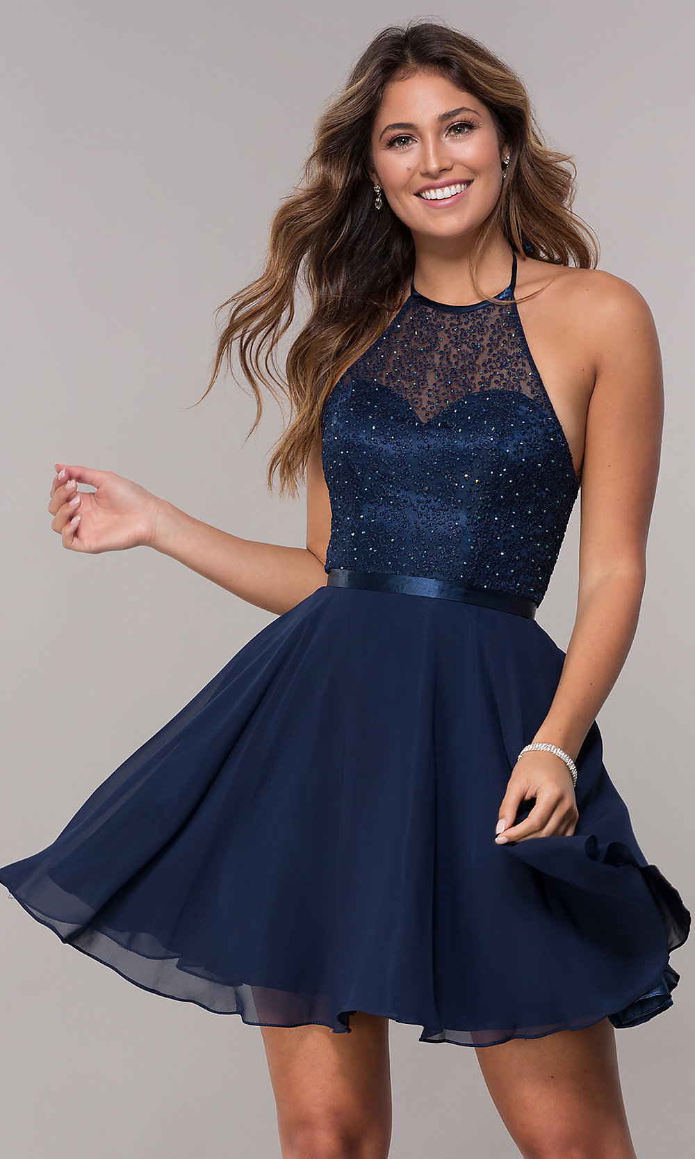 de02cd4d793 Halter Homecoming Dresses – Fashion dresses