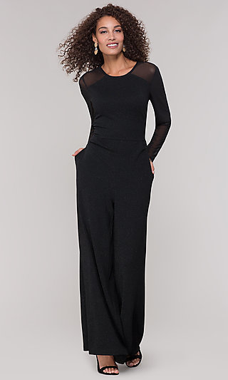 Long Sleeve Gowns Cocktail Party Dresses With Sleeves
