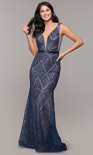 fed6c54689ef Prom Dresses on Sale, Discounted Evening Gowns