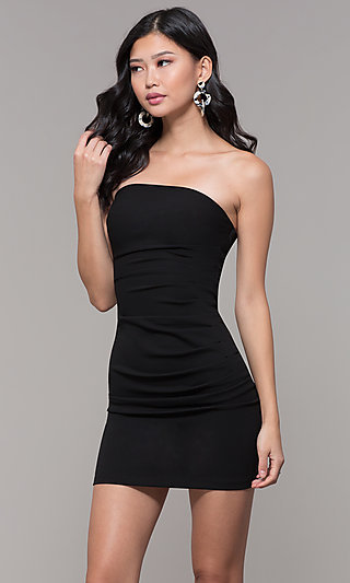Strapless Party Dresses Strapless Evening Gowns