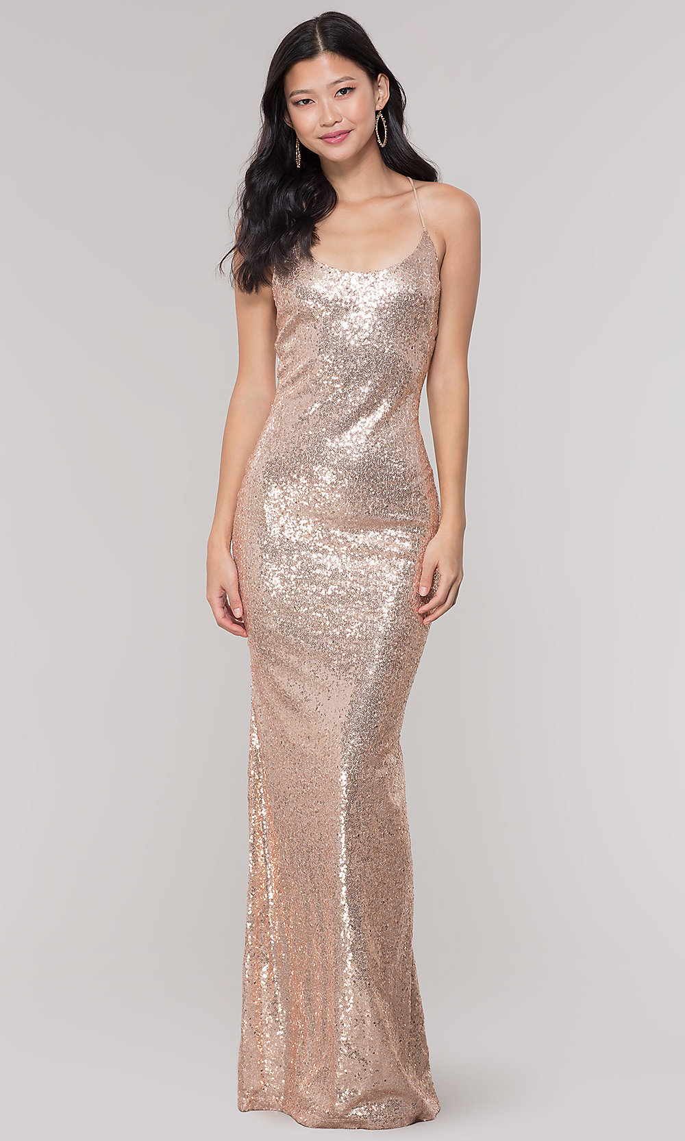716c9a90f37 Silver Sequin Long Prom Dress - Data Dynamic AG