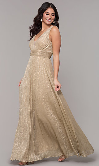 6778512f11eb71 Gold Formal Gowns, Short Gold Cocktail Party Dresses
