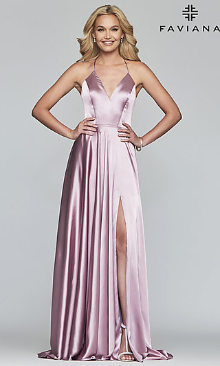 A Line Prom Dresses A Line Formal Evening Gowns