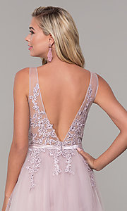 Style: DQ-2596 Detail Image 2