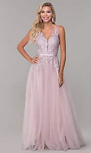 Style: DQ-2596 Detail Image 3