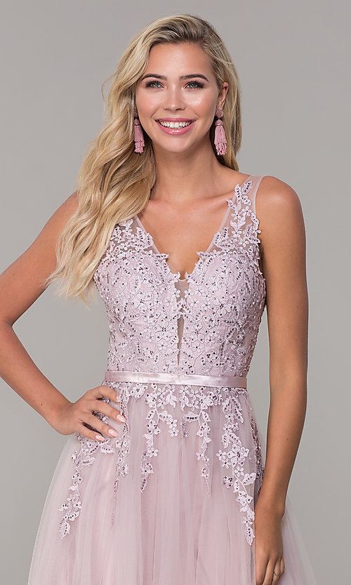 Style: DQ-2596 Detail Image 1