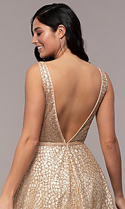Style: DQ-2593 Detail Image 2