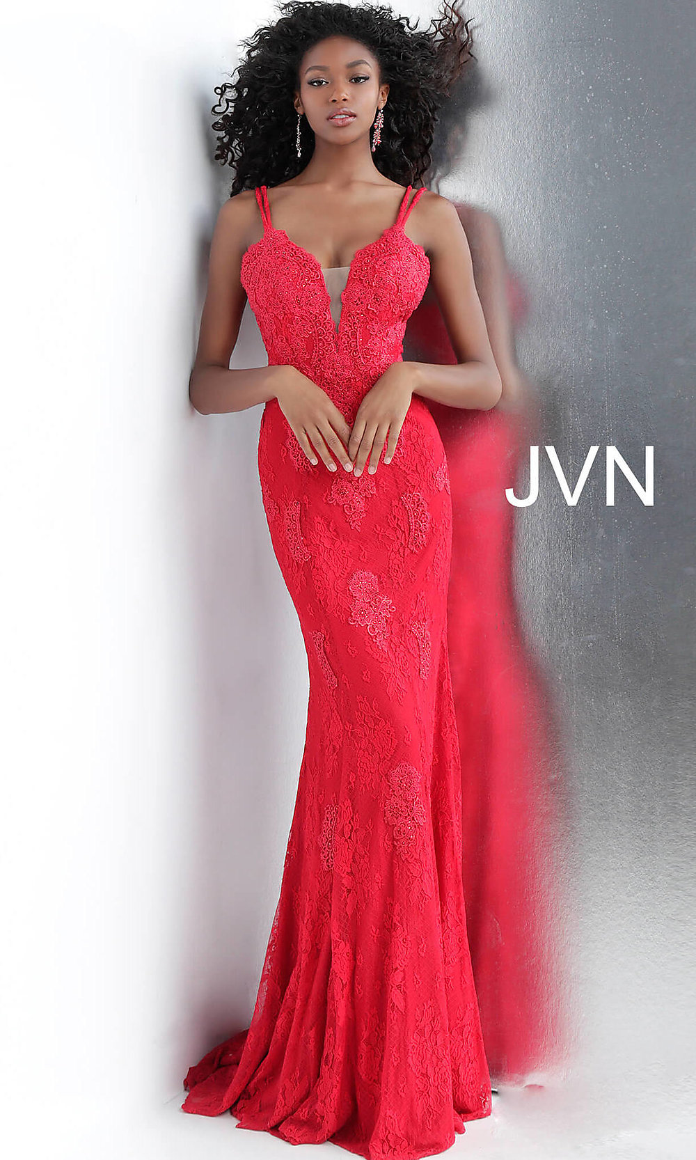 01e51cf6f21 Red Jovani Formal Dress