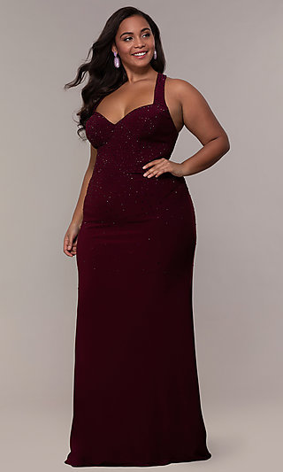 Plus Sized Formal Dresses Plus Cocktail Dresses
