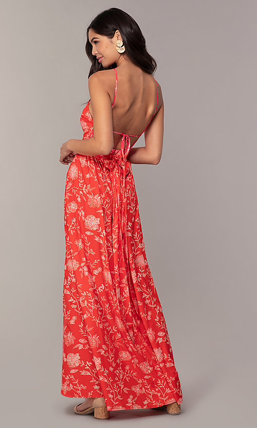 Wedding Guest Dresses Coral Clearance Shop