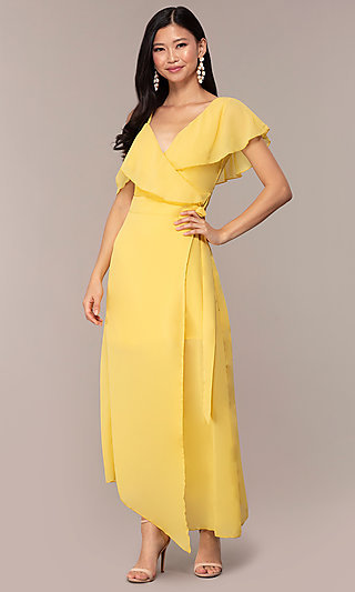 fa2ea4fbf9732 Yellow Formal Evening Gowns, Party Dresses in Yellow