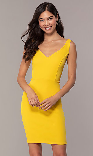 43eb4ee1094 V-Neck Party Dresses, V-Neck Sexy Evening Gowns