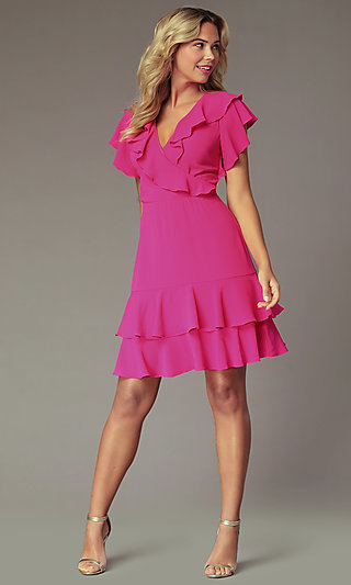 af3bc5a6330be Long-Sleeved Gowns, Cocktail Party Dresses with Sleeves